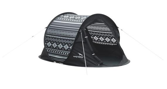 Easy Camp Antic Tribal Black & White Telt sort